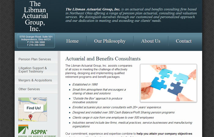 Libman Actuarial Group